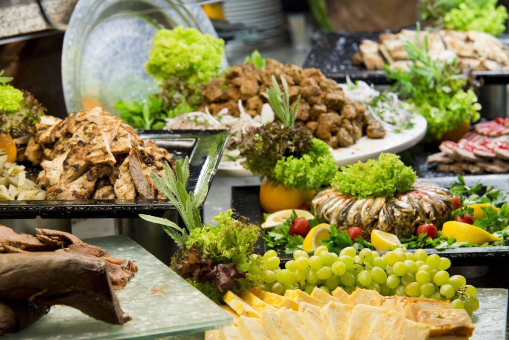 Türkei Luxus Urlaub 2020 Buffet