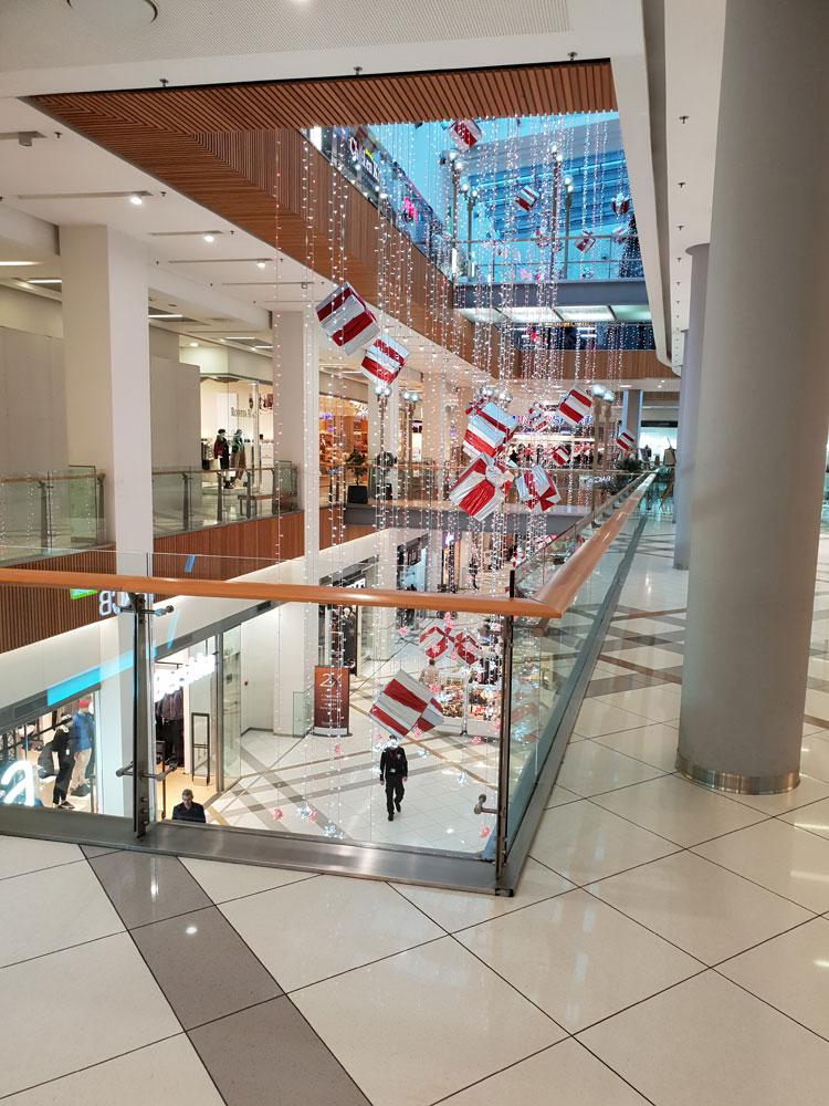 Günstige Urlaubsziele Varna Grand Mall