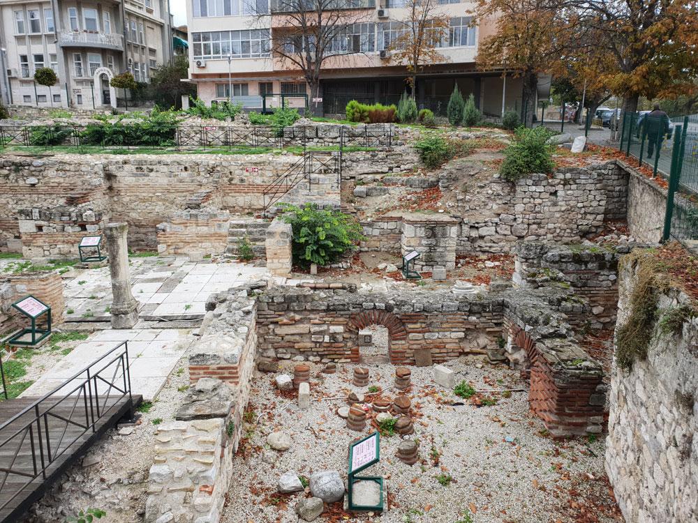 Günstige Reiseziele Römische Termen in Varna