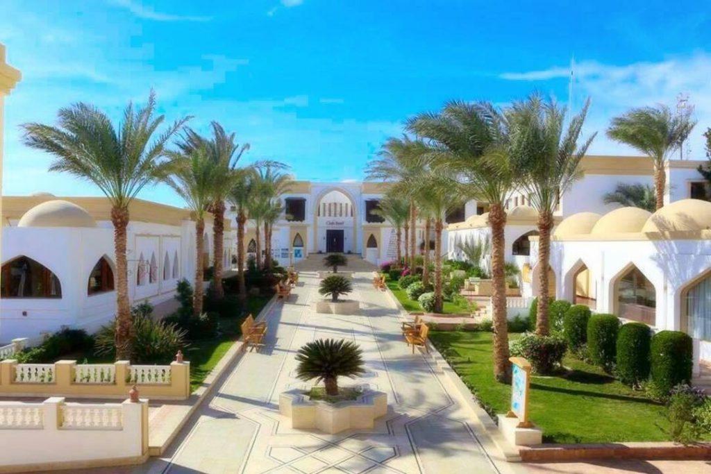 ägypten urlaub bungalows