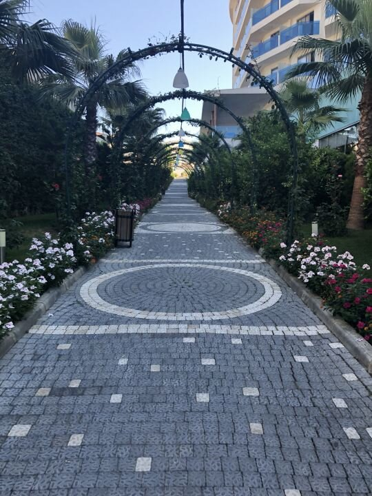 2020 günstig Kumkoy Türkei Garten
