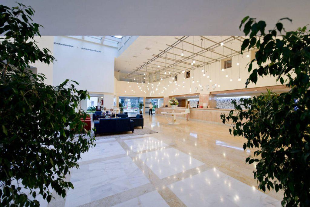 Türkei Luxus Urlaub 2020 Lobby