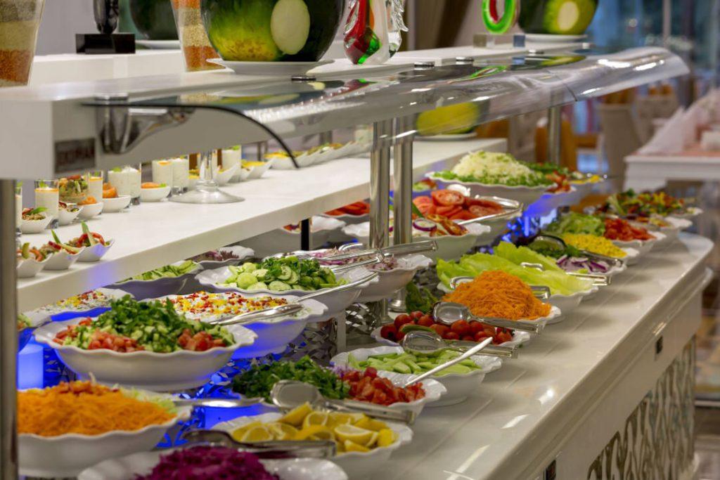 Türkei Last Minute Luxus Essen