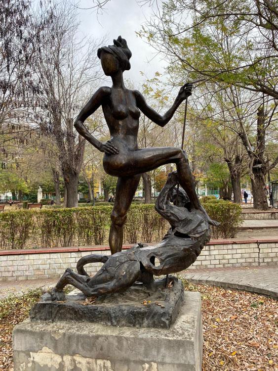 Kunst in Varna