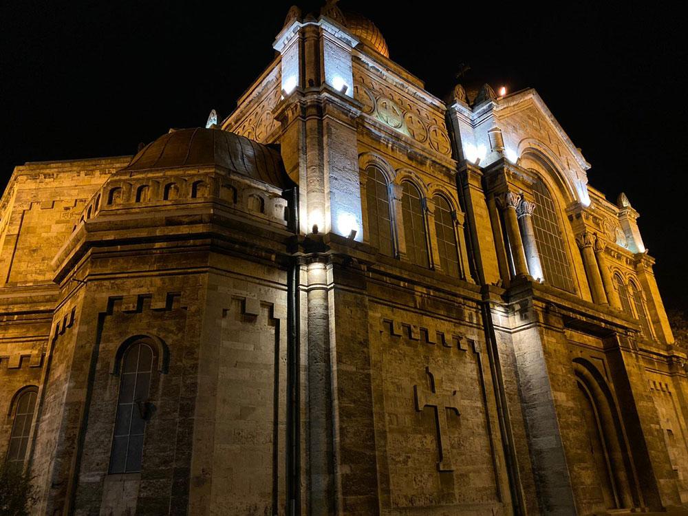 Günstige Urlaubsziele Muttergottes Kathedrale Varna