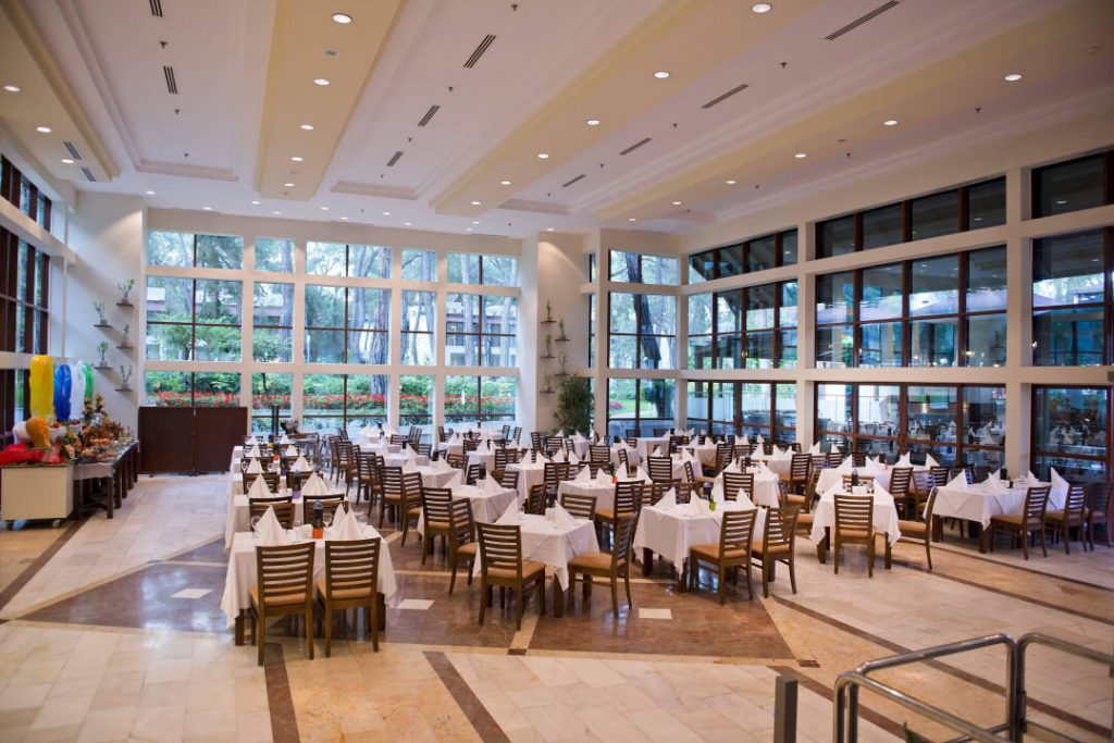 Türkei Luxus Urlaub 2020 Restaurant