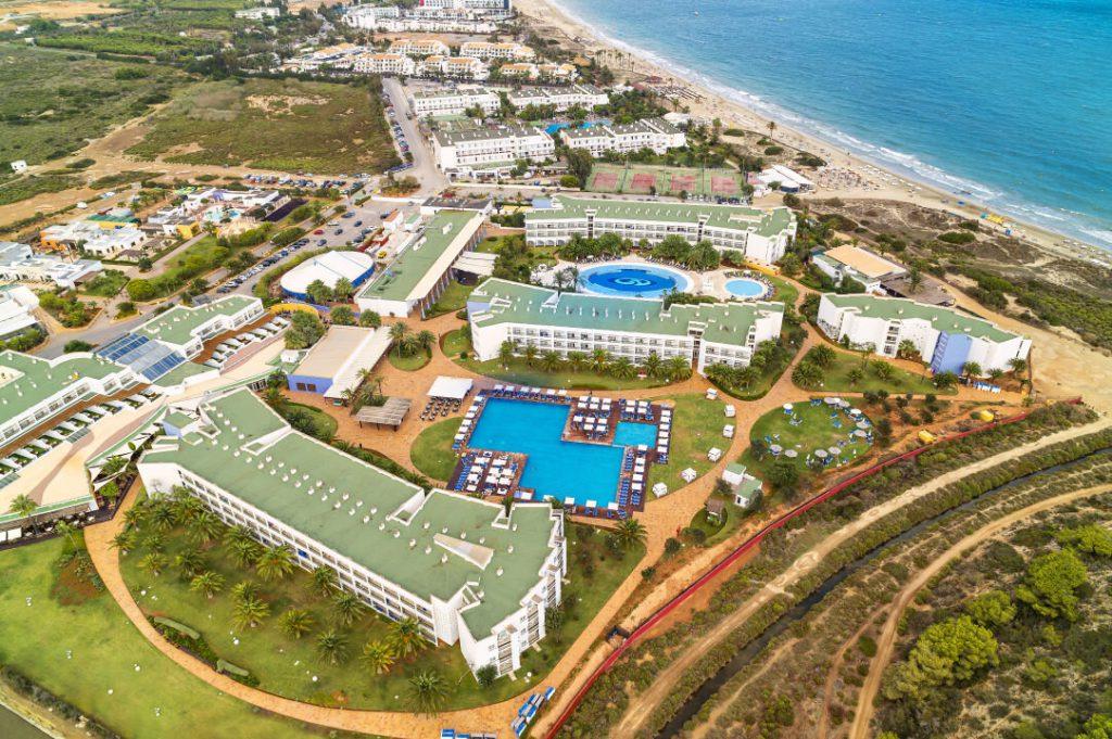 Luxus Resort auf Ibiza