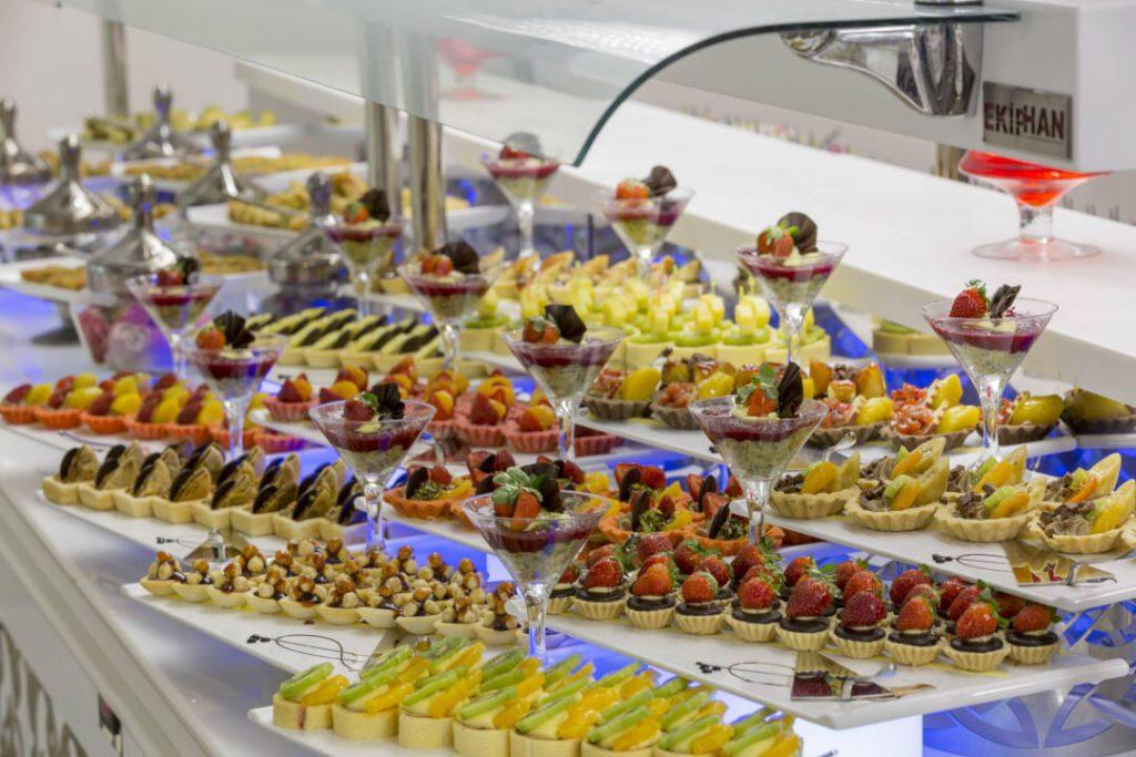 Türkei Last Minute Luxus Buffet