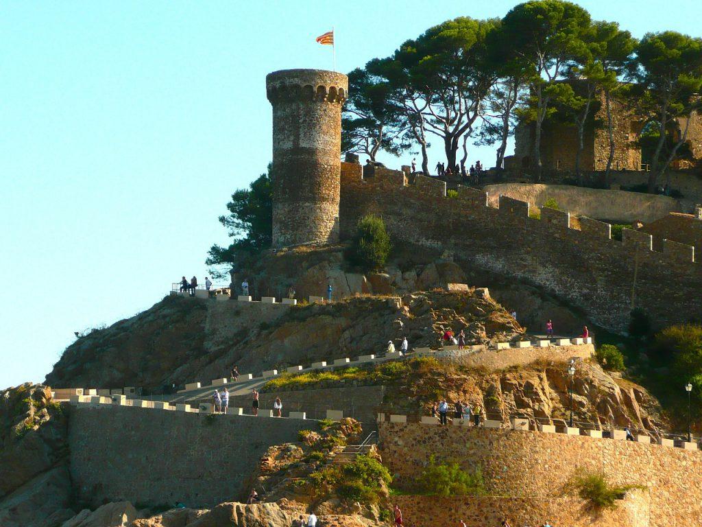 Tossa de Mar Burg