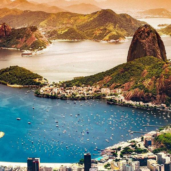 Süd Amerika Reise